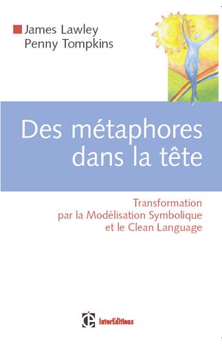 des metaphores dans la tete - book cover