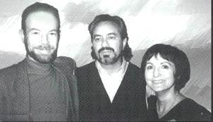 James, David and Penny